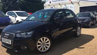 2013 AUDI A1 1.4 SPORTBACK TFSI SPORT  FOR SALE | CAR REVIEW VLOG