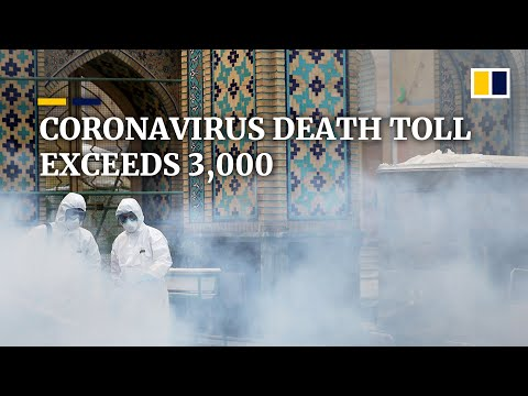 Coronavirus: Global death toll from Covid-19 epidemic exceeds 3,000