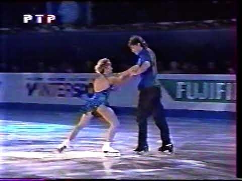 Elena Berezhnaya & Anton Sikharulidze RUS - 2001 European Championship Gala