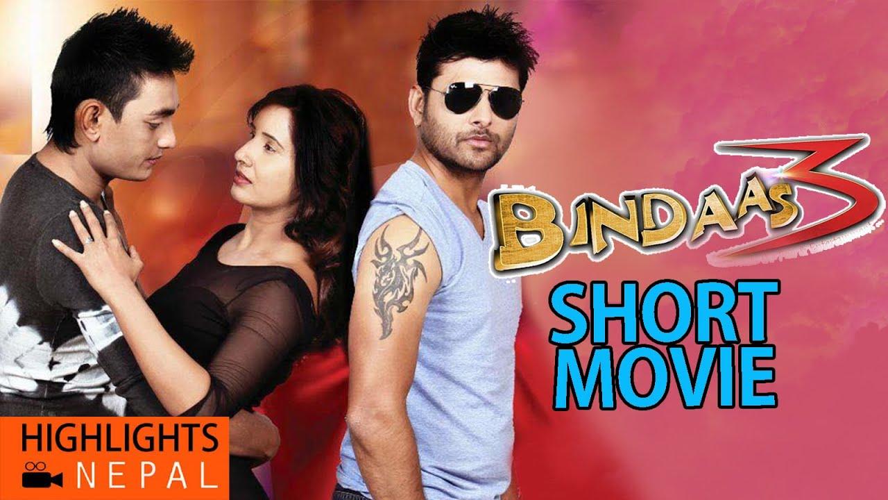 Download BINDAAS 3   Movie In 17 Minute   Shuvechchha Thapa   Manish Karki   Ashok Phuyal