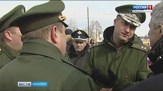 видео: Тимур Иванов проинспектировал строительство Кадетского училища в Петрозаводске