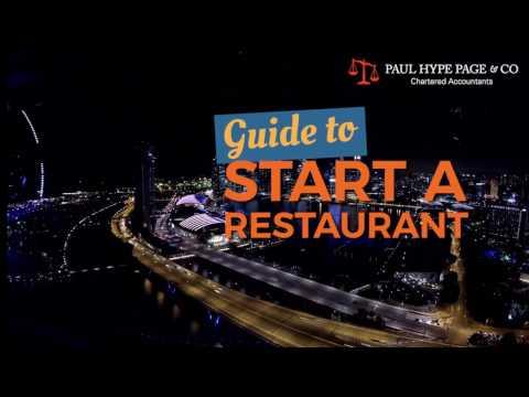 Start a Restaurant in Singapore