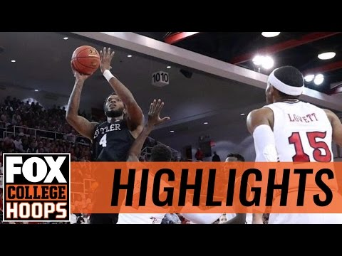 St. Johns Red Storm upsets (13) Butler Bulldogs | 2016 COLLEGE BASKETBALL HIGHLIGHTS