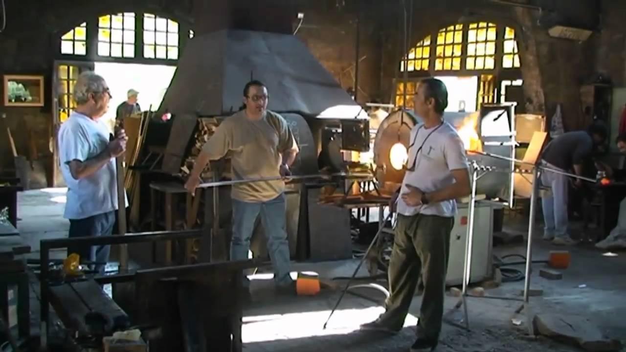les bal ares majorque l 39 artisanat du verre youtube
