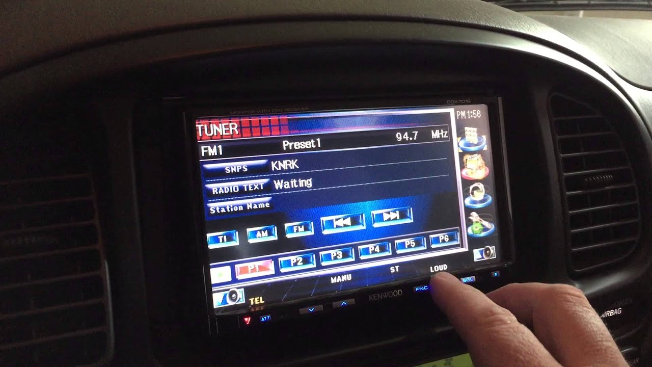 kenwood ddx 7019 touchscreen reciever with gps youtube rh youtube com kenwood kdc 152 wiring diagram kenwood wiring harness diagram colors [ 1280 x 720 Pixel ]