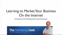 How To Market Your Business On The Internet - Part 1