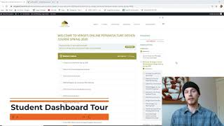Verge 2020 Online PDC Student Dashboard Tour