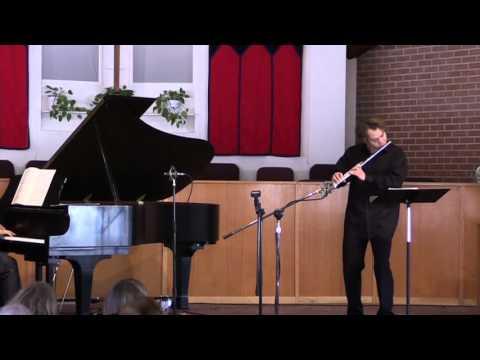 Franz Schubert – Der Lindenbaum (Flute and Piano)