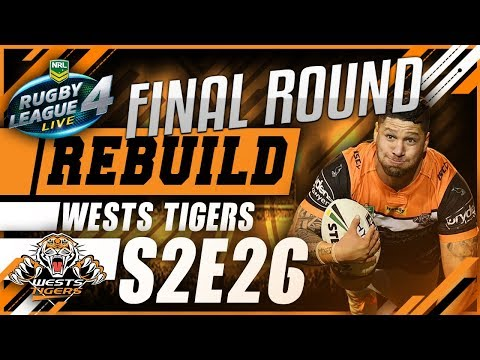 Rugby League Live 4 – REBUILD S2E26 – THE FINAL ROUND W/ WESTS!