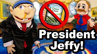 SML Movie: President Jeffy!