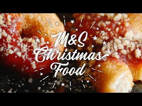 This is M&S Christmas Food | Julie Walters | M&S FOOD