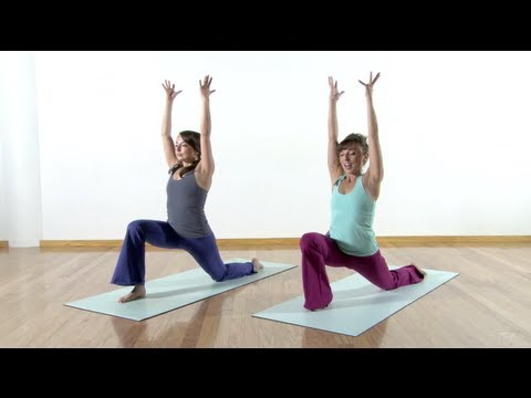Grounding and Centering Yoga Flow - FREE 40 minute class