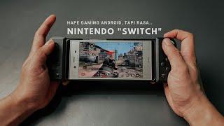 """Pengen Hapemu Jadi Nintendo """"Switch"""" Rasa Android ? Pakai Ini Aja! Razer Jungle Cat """"Switch"""""""