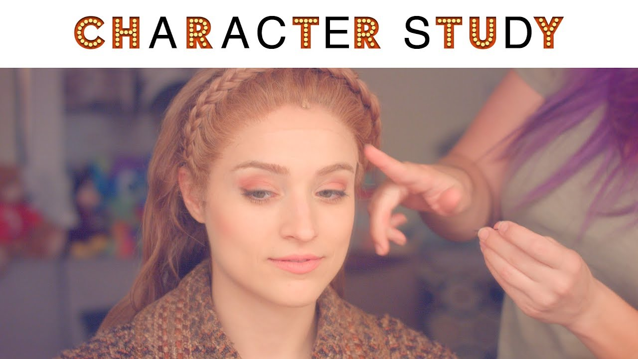 060bdd65454 Character Study  ANASTASIA s Christy Altomare - YouTube