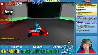 🔴 ROBLOX LIVESTREAM!! | HIGHLIGHT!! | KART RAGE!!