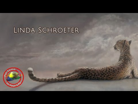 Fine Art Tips with Linda Schroeter on Colour In Your Life