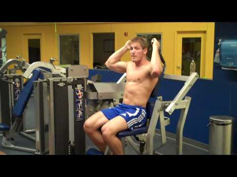 How To: Abdominal Crunch (Hammer Strength)