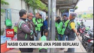 Gambar cover Jika PSBB Berlaku, Ojek Online Dilarang Angkut Penumpang