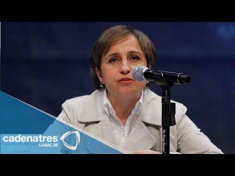 ¿Por qué MVS despidió a Carmen Aristegui?