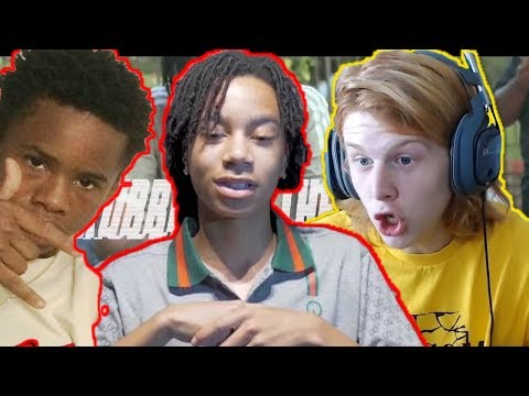 "VIRAL! YBN Nahmir ""Rubbin Off The Paint"" (WSHH Exclusive - Official Music Video) REACTION!"