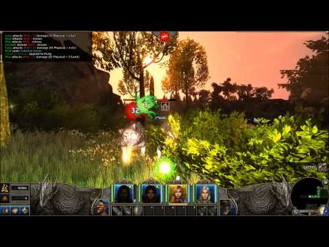 Might & Magic X: Legacy - A bit of Gameplay |