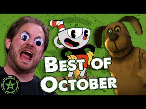 Best of Achievement Hunter - October 2017