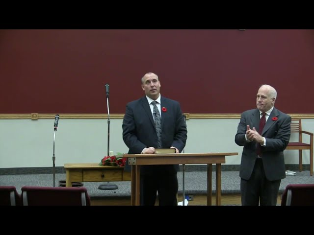 Sunday School · 191011 · Pastor Craig  · Livestream