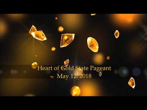 Heart of Gold State Pageant 2018