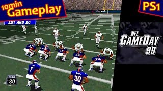 NFL Gameday 99 ... (PS1)