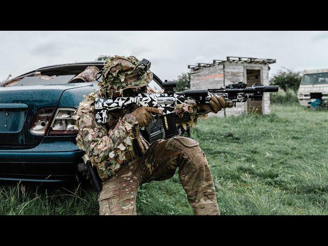 NOVRITSCH SSR-15 DESTROYS enemy team