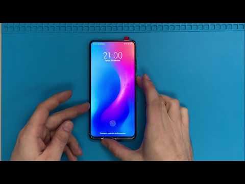 Xiaomi Mi 9T замена экрана / Xiaomi Mi 9T Display Replacement