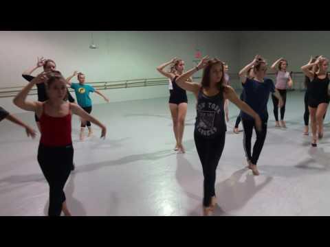 Blackbird Bob Fosse choreography