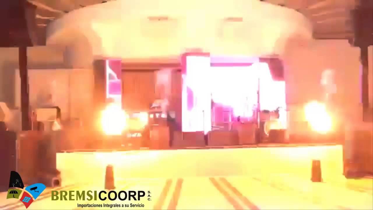 maquina de co jet para escenarios efectos especiales de escenario bremsicoorp