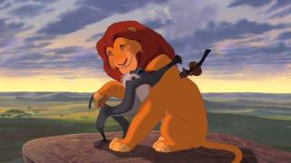 The Lion King 3D Trailer [2011 NEW]