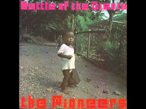 the pioneers - consider me - battle of the giants (trojan, 1970) Mp3