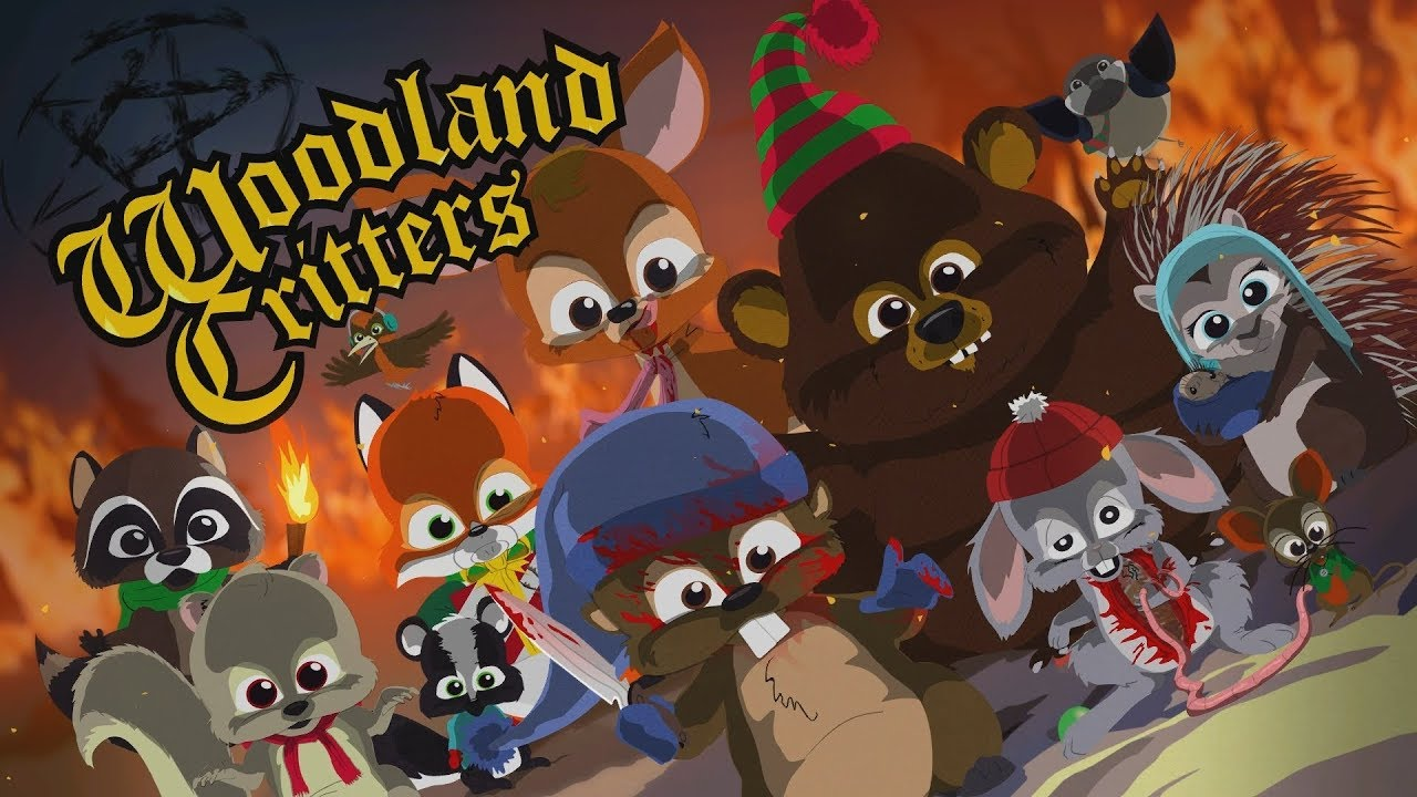 South Park Woodland Critter Christmas.South Park The Fractured But Whole Woodland Critters Boss Fight 43