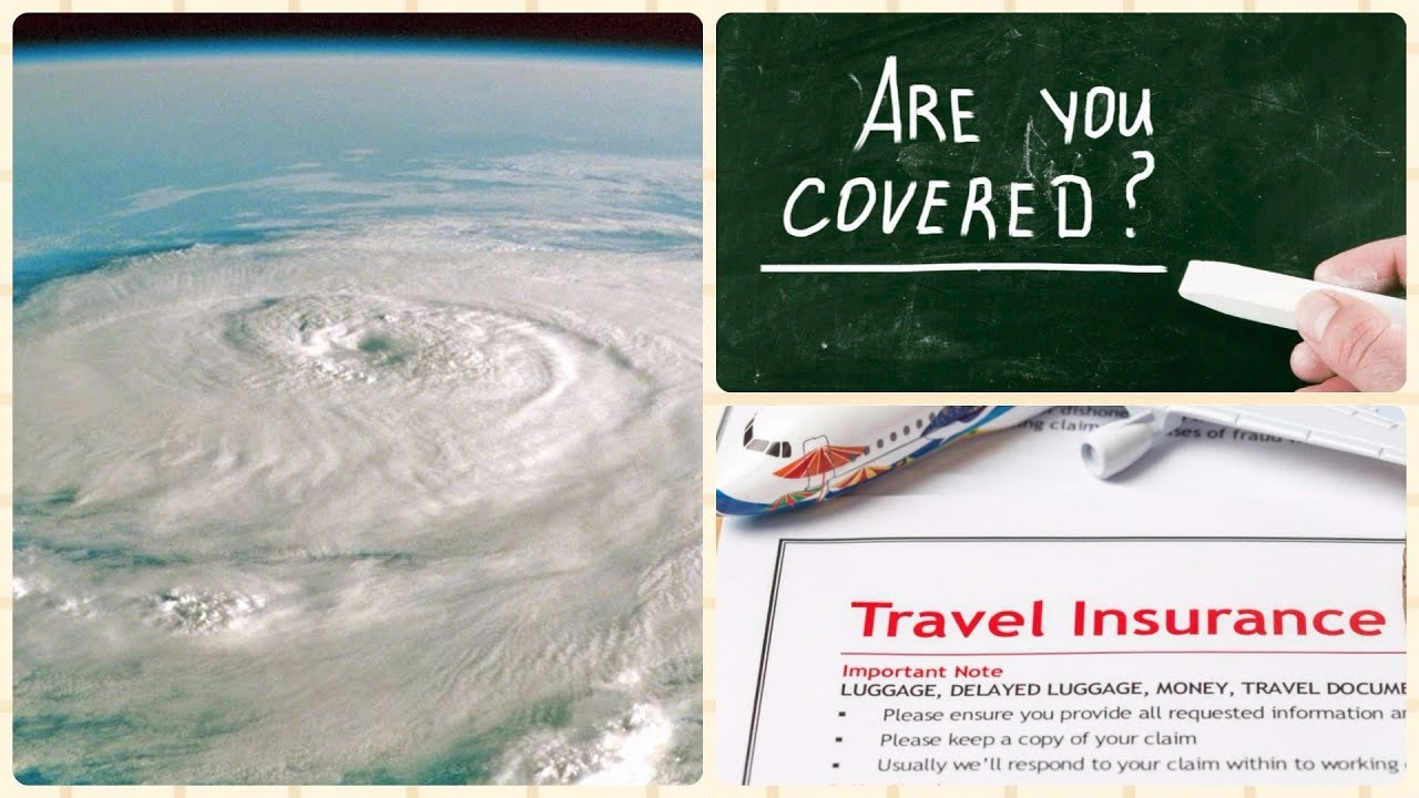 Hurricane warning: Find out how a name affects your travel insurance