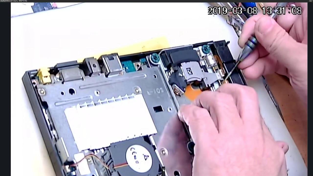 黑皮維修站☆手機專業維修☆PS2 7萬型拆解主機板 - YouTube