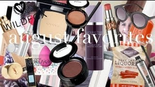 August Favorites 2013 | beautybloom212 Thumbnail