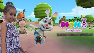 Akıllı Tavşan Momo Şarkılı Orman Müzikali / Smart Rabbit