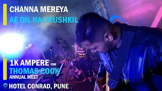 Thomas Cook Annual Meet | 1K Ampere | Channa Mereya - Live Cover | Pune | 2020