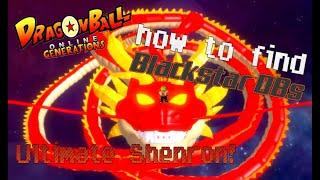 Фото [DBOG] - ALL BLACKSTAR DRAGONBALL LOCATIONS   SPACE SAGA   ULTIMATE SHENRON!