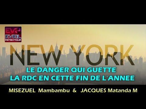 USA NEWS: LE DANGER QUI GUETTE  LA RDC EN CETTE FIN DE L'ANNEE 2017 L'heure est plus que grave !