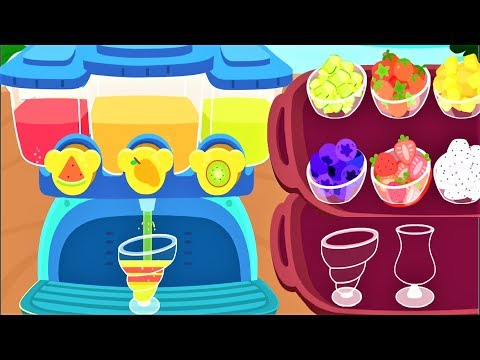 Baby Panda's Vacation - Play Exciting Summer Games, Doing Delicious Food - Gameplay Android/ ios