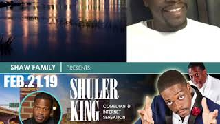 Shuler King - Richmond VA Feb21 At The Funny Bone