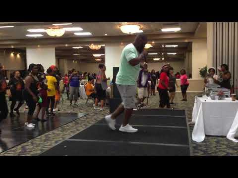 My Pleasure Line Dance instructional and demo