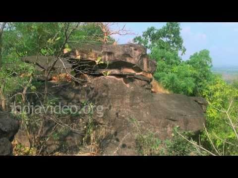 Bhimbetka Rock Shelter 5