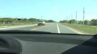 Formula 1 Exhaust on Honda Civic Si