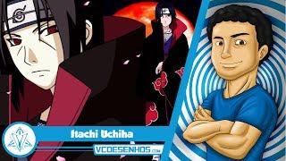 Como Desenhar Itachi Uchiha - Naruto