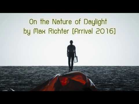 """Arrival (2016) Soundtrack : """"On The Nature Of Daylight"""" [Max Richter]"""